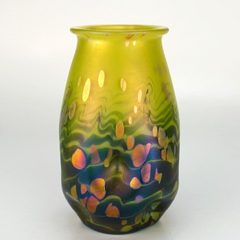 Loetz Cytisus circa 1902 - Art Glass