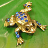 Coro Vintage Collection Continued 1940's-1950's Love the Frog!
