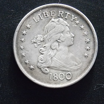 1800 Bust Dollar - Is This Real? - US Coins