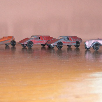 TootsieToy Cars - Model Cars