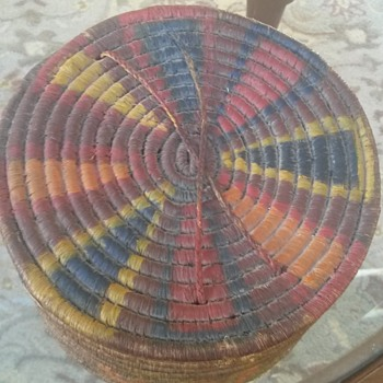 Indian Basket knowledge welcome - Furniture
