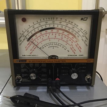 Electronic-Multimeter