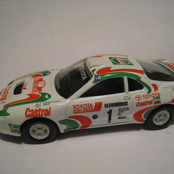Toyota Celica Turbo 4WD by Corgi - Model Cars