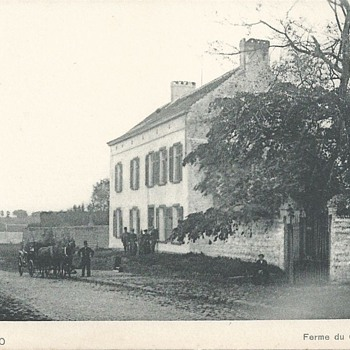 WATERLOO - LA FERME DU CAILLON (sic) - Postcards