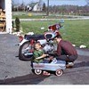 Atkins pedal car
