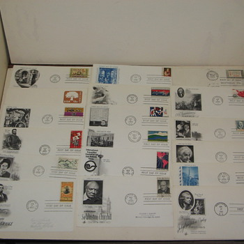 Stamp Collecting - Stamps