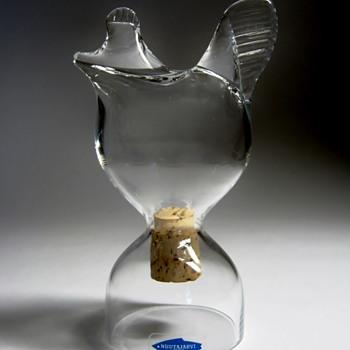 KERTTU NURMINEN FOR NUUTAJARVI-FINLAND - Art Glass