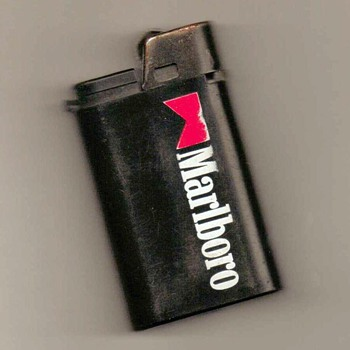 """Marlboro"" Disposable Lighter"