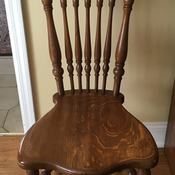 Grandmother's Telephone Chair