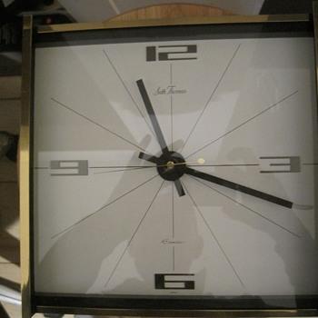 Seth Thomas MCM Clock