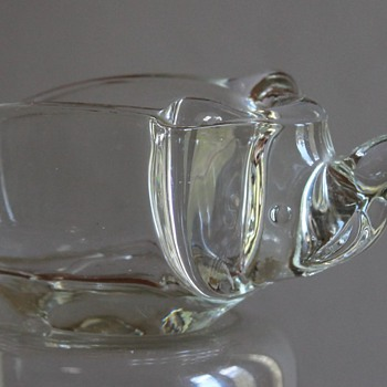 Sasaki Nibbles Bowls - Art Glass