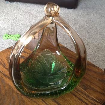 2 tone glass