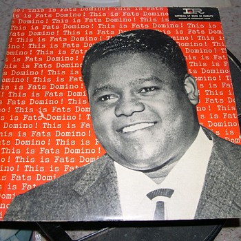 THAT IS FATS DOMINO ON IMPERIAL RECORD LABEL - Records