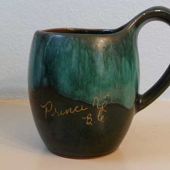 Prince Nei B.le pottery mug - Art Pottery