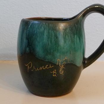 Prince Nei B.le pottery mug - Art Pottery