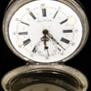 Post #2, additional pictures of &quot; Silver pocket watch&quot;