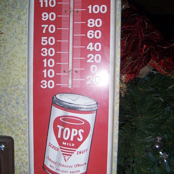 topps snuff thermometer