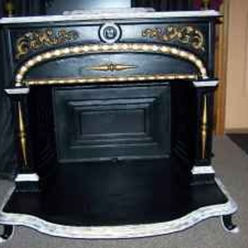 Franklin Stove - Kitchen