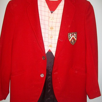 1959 Little Boys Suit