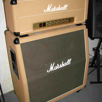 Rare Color Marshall Amp 1977 - Guitars