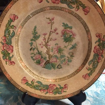 Edwin m Knowles plate