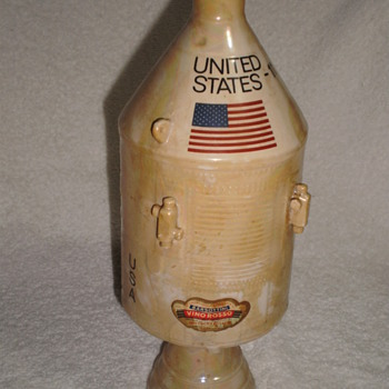 1969 Apollo 11 Decanter  - Bottles