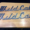 WildCat or Wild Cat Emblem / Nameplate