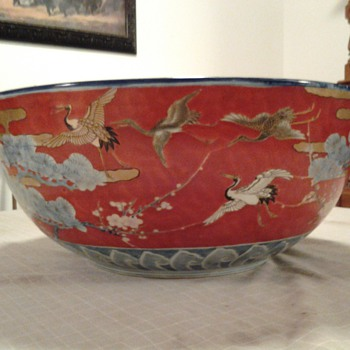 Chinese Bowl - Asian