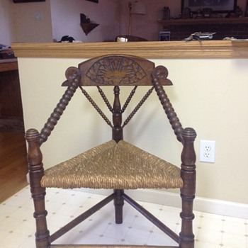 Flea Market Find - Furniture