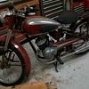 1958 SACH Motorcycle with 754 Original miles