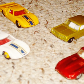 Lesney Matchbox Cars