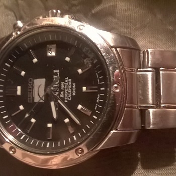 Seiko Consigli SNQ007 model 8N0505  - Wristwatches
