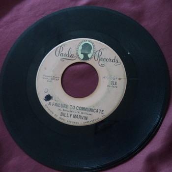 Paula Records 1968