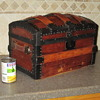 Toy Trunk - Full Size Slats and Hardware