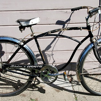Schwinn Corvette - all original