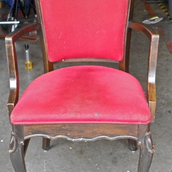 Vintage Chair - Shelby Williams Industries