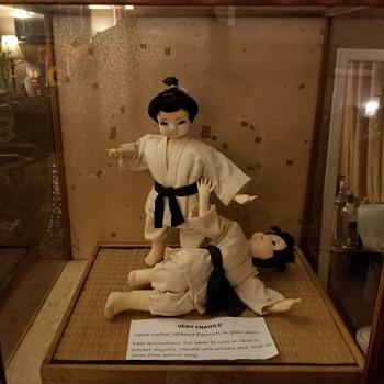 Japanese Doll - Dolls