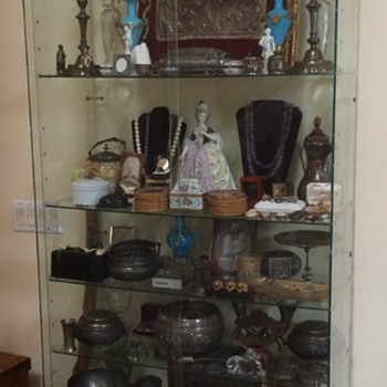 Collectors Cabinet number 2