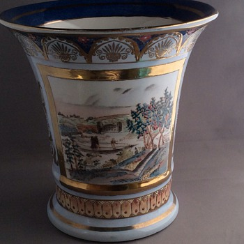Antique chinese jardiniere ? - Asian
