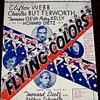 "SMOKIN' REEFERS, RARE sheet music. 1932 From The Show ""FLYING COLORS"""