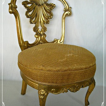 My Louis XV Chair