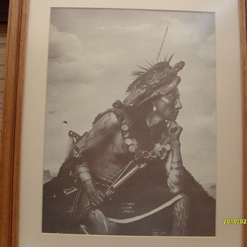 1900 F. A. Rinehart Print No#51-a - Photographs