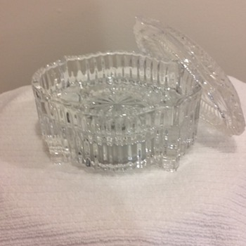 Waterford Crystal music box