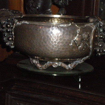 STERLING BOWL