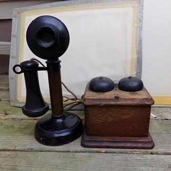 Circa 1908 Kellogg?  - Telephones