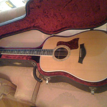 My Guitar--1996 Taylor 810
