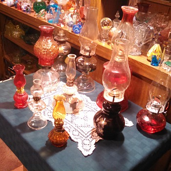 Oil Lampage - Lamps
