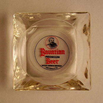 Vintage Pennsylvania Brewery Ashtrays