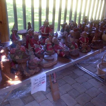 Tom Clark Gnomes - Figurines