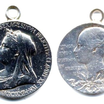 Queen Victoria coins, 